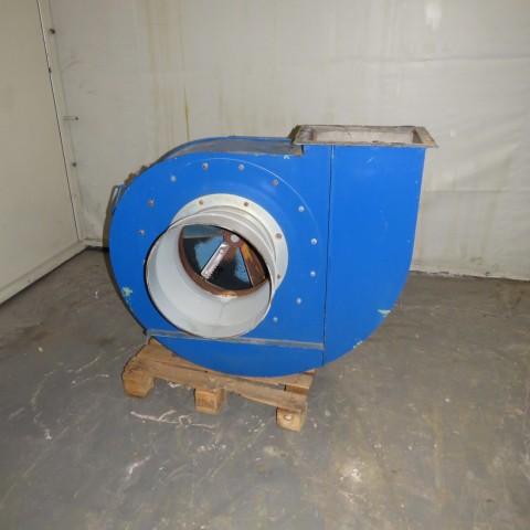 R1X1306 Mild steel KONZ LUFTTECHNIK EUROVENT VENTILATOREN centrifugal fan