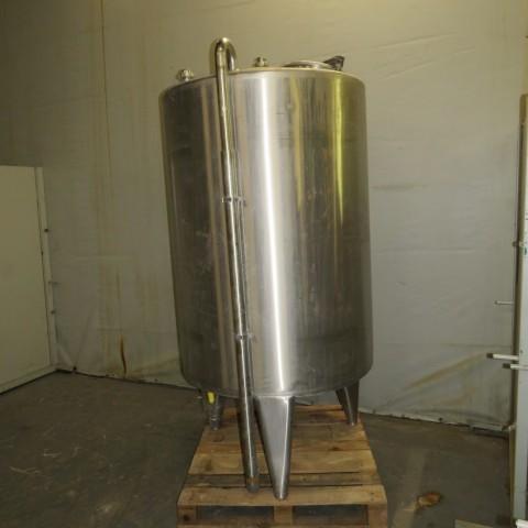 R11DB22729 BOCCARD satinless steel vessel