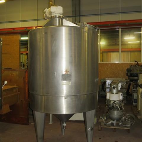 R6MA6185 APV mixing tank