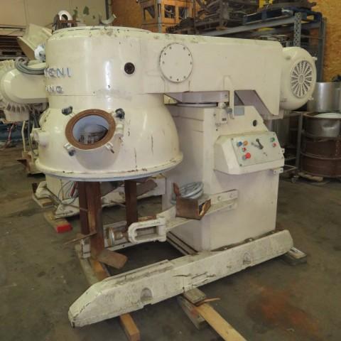 R6MP120 - MELANGEUR PLANETAIRE MOLTENI  - 500 litres