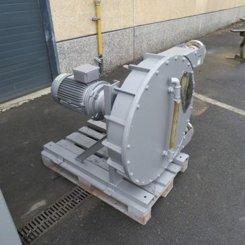 R10DC881 Pompe péristaltique MOUVEX - Type AX80 NR - 11Kw