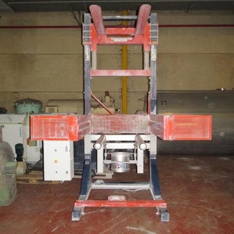 R11TA801 - STATION DE VIDANGE BIG-BAG MECABAG SYSTEM