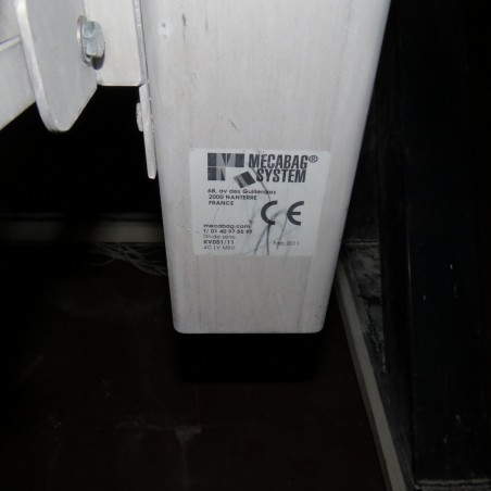 R11TA801 - MECABAG SYSTEM Big-Bag emptying station