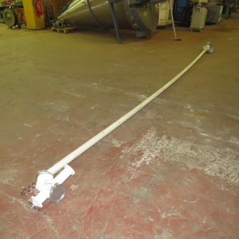R4S1109- SPIROFLUX Mechanical soft screw feeder