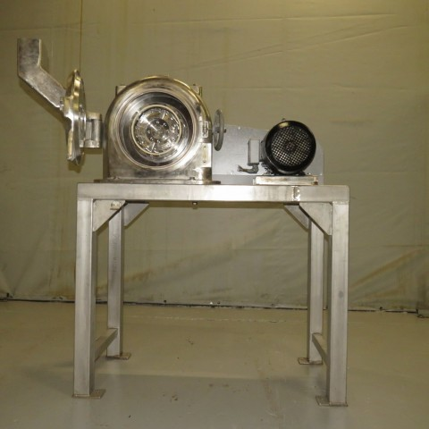 R6BZ8834 Broyeur Microniseur Inox