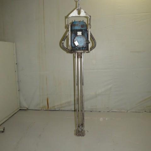 R6T1290- Disperseur homogénéiseur inox ROUSSELLE