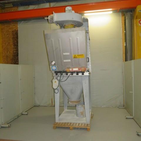 R1J1186- WAM Dust Collector Filter
