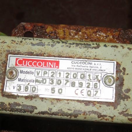 R6SA1141- Stainless Steel CUCCOLINI Sieve