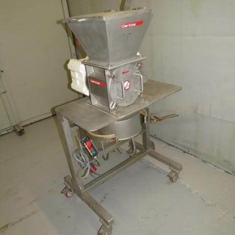 R6BZ8842- GERICKE Stainless Steel Deagglomerator Nibbler Crusher