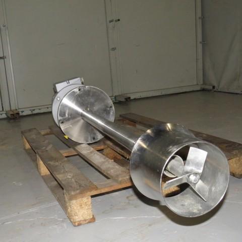 R6T1292- YSTRAL stainless steel agitator
