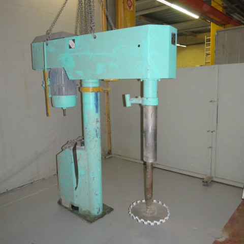 R6T1291- Disperseur Inox EURO-MACHINES