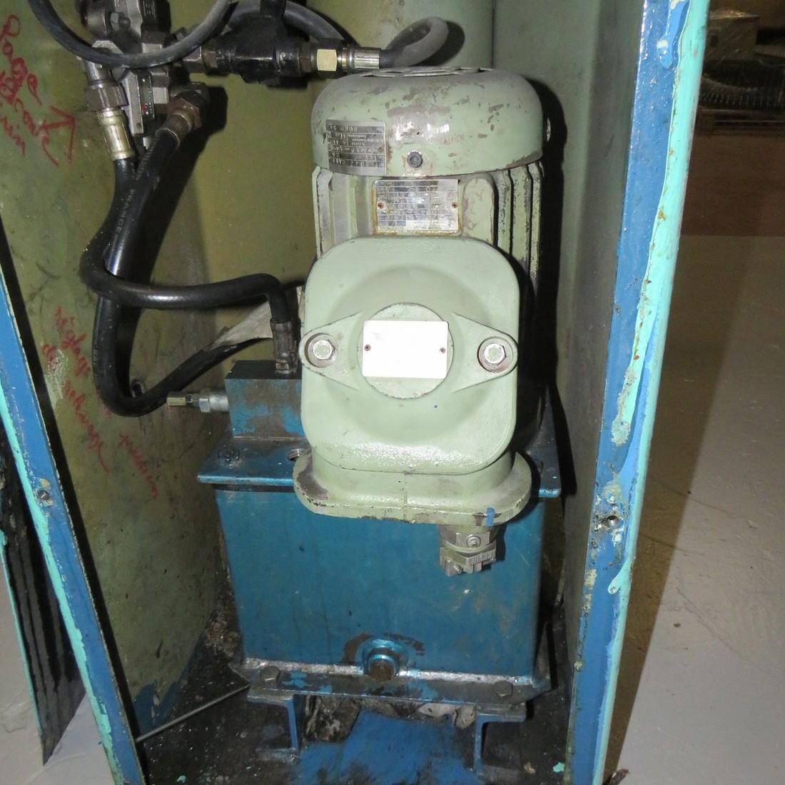 R6T1291- EURO-MACHINES Stainless Steel Disperser