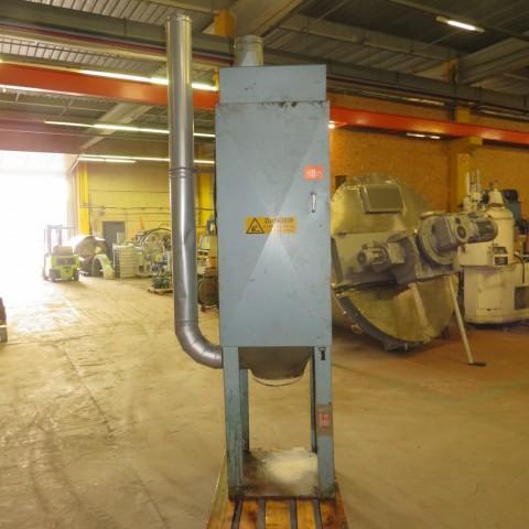 R1J1187 - DELTA NEU Dust unit filter P16 Type