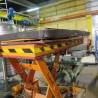 Table élévatrice HERBERT NAGEL type 305 - 2000 kg