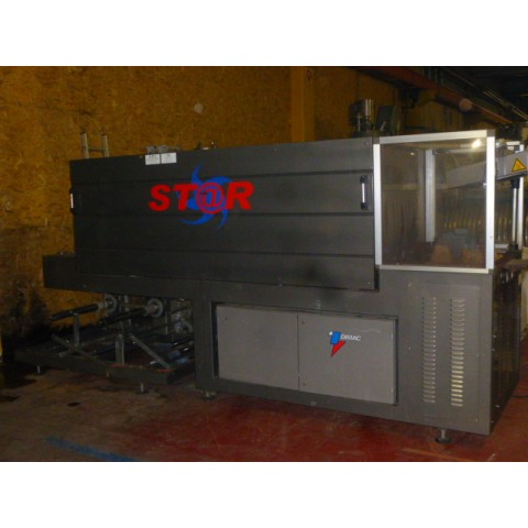 R11LT43 DIMAC SHRICKING MACHINE