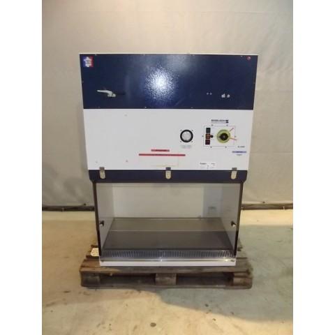 R1XB31 Hotte à flux laminaire BIOBLOCK type: SOFI.GS acier peint