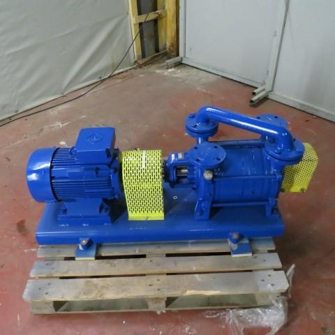 R10JA842 Pompe à vide à anneau liquide SPI (SPECK) type VH300GRDS - 11 kw