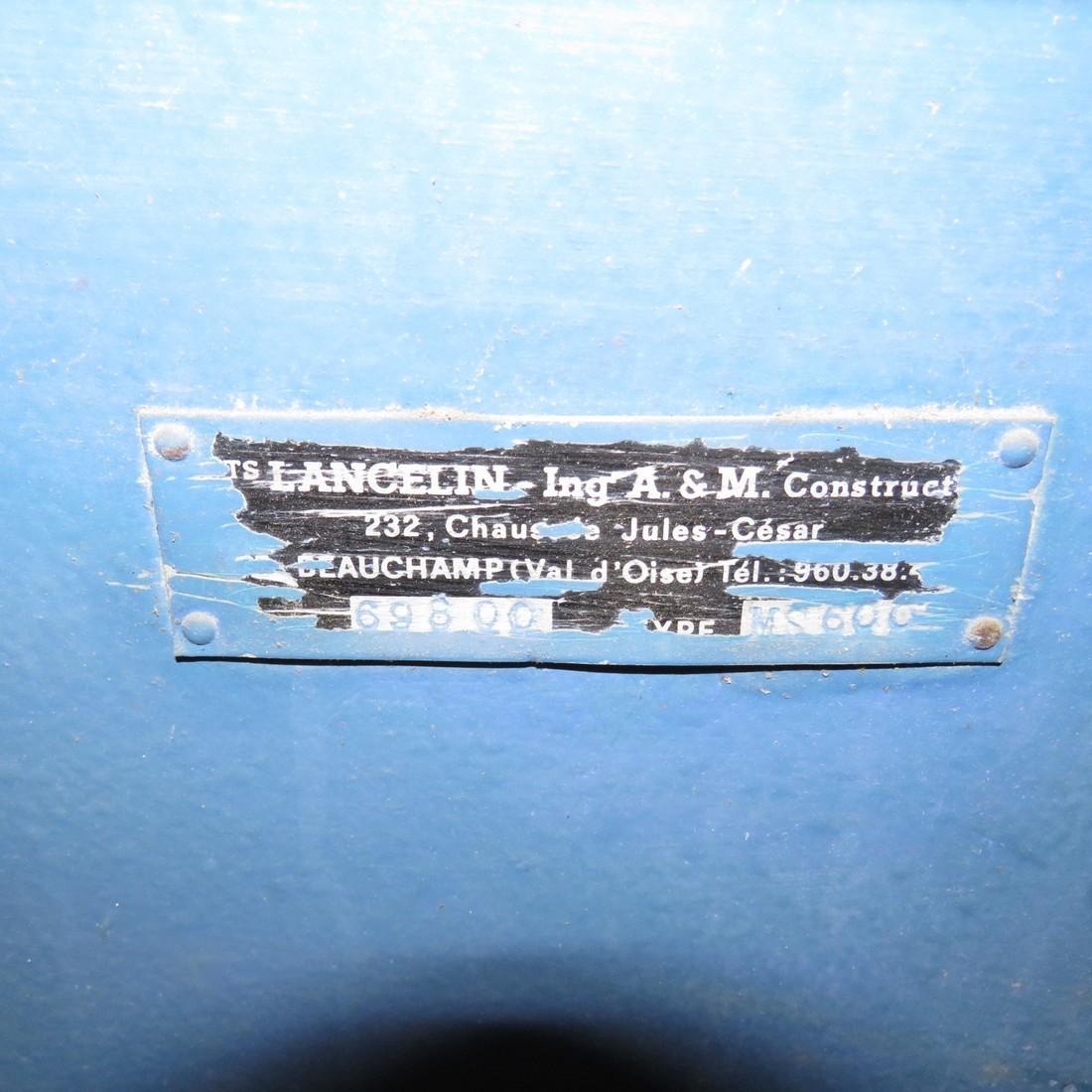 R6MK1401 MELANGEUR A RUBANS LANCELIN