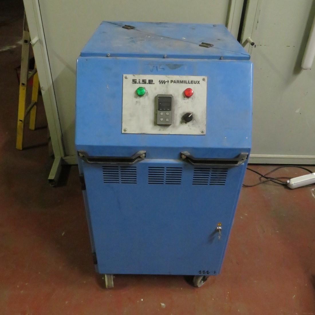 SISE PARMILLEUX boiler XHV2 10E13 type