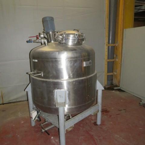R6MA6099 Cuve mélangeuse PIETRO PELLEGRINI
