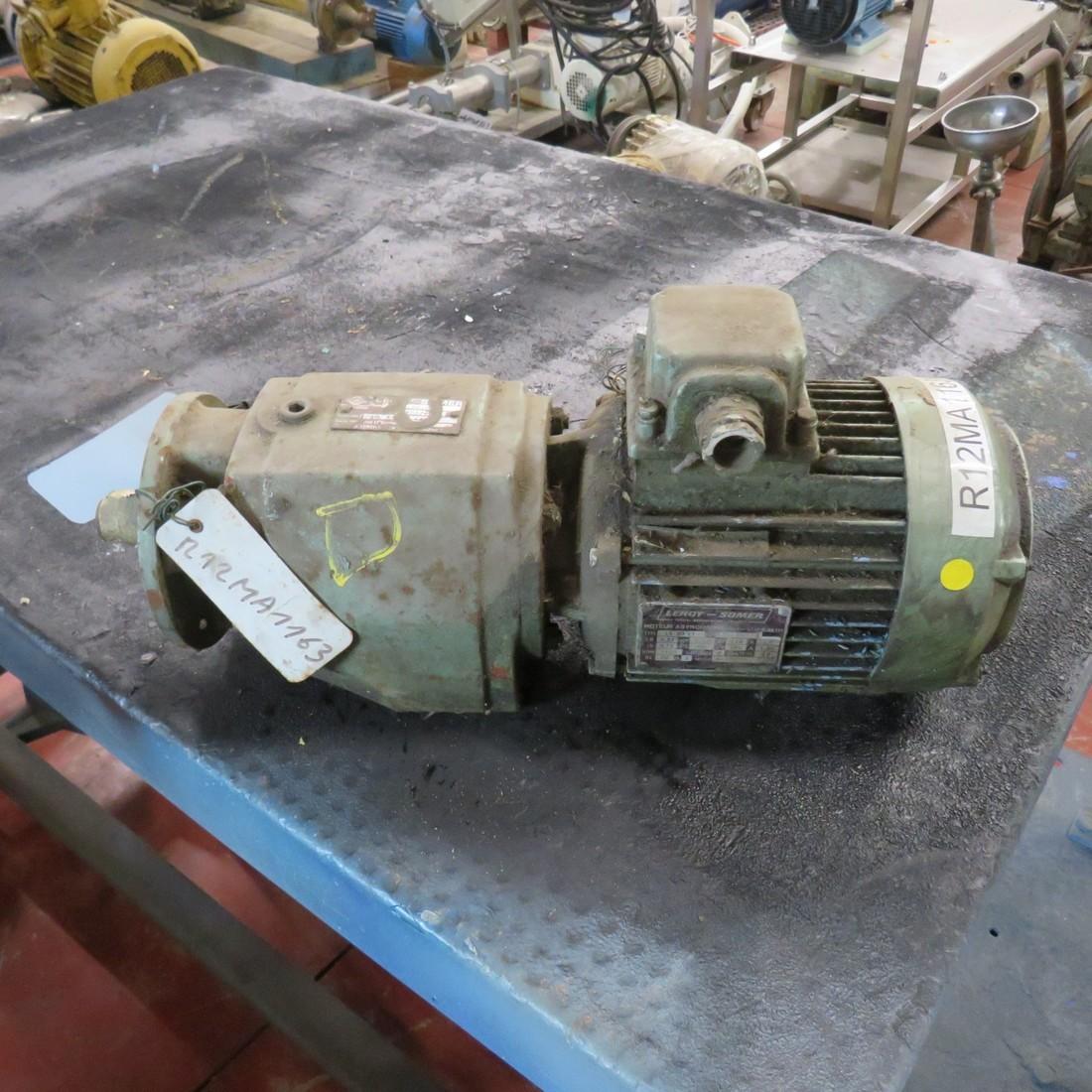 motor u00e9ducteur leroy somer type cbb2b3