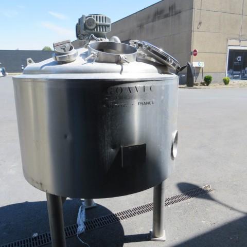 R6MA6100 GOAVEC mixing tank