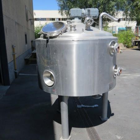 R6MA6100 cuve de mélange GOAVEC