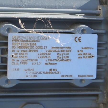 R6MA6101 cuve de mélange