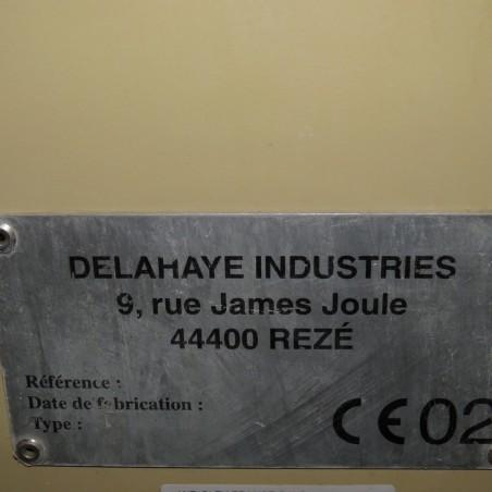 R1L1134 étuve DELAHAYE