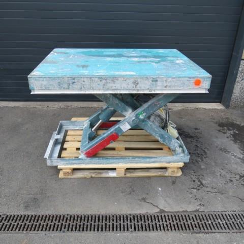 R4A770 table élévatrice BOLZONI