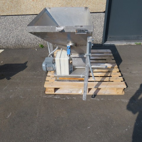 R6VB833 GERICKE dosing machine