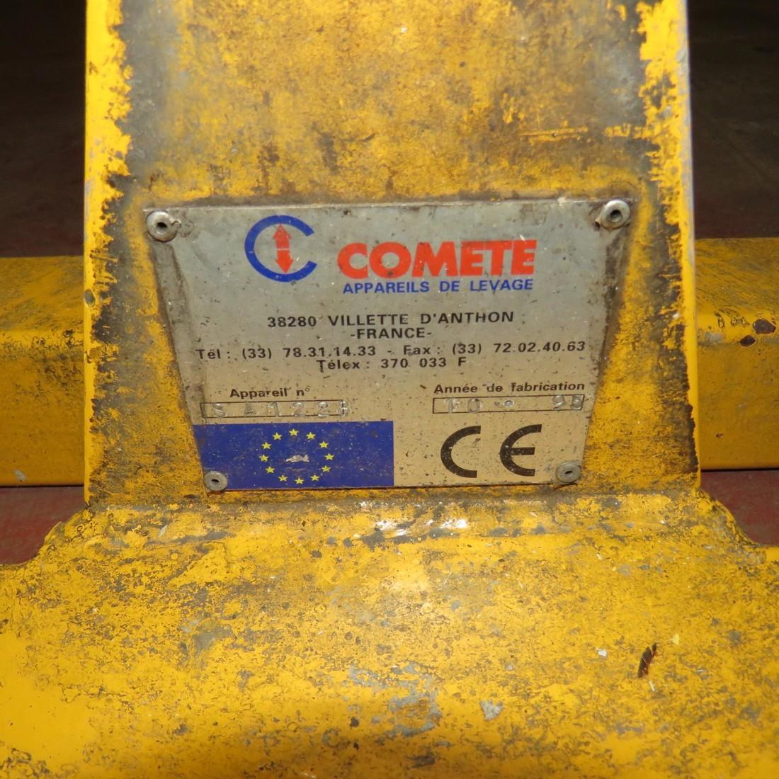 R15A986 COMETE lifting bar