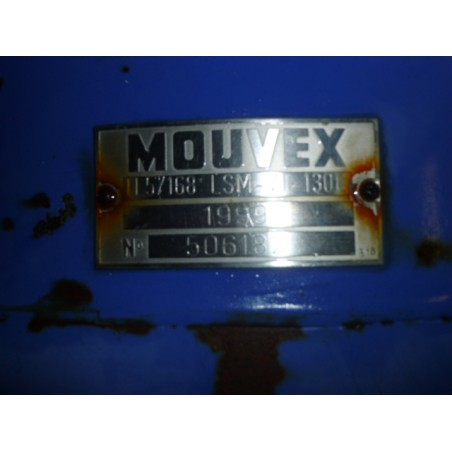 R10DE829 Stainless steel MOUVEX roots rotary pump TL5/168/LSM VT 130C