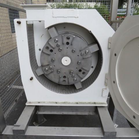 R6BA849 TIETJEN hammer mill