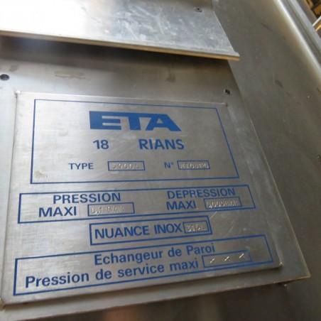 R11DB22626 Cuve ETA