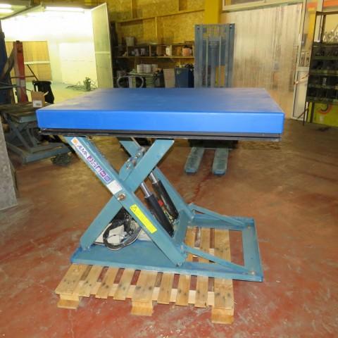 R4A776 ALMA lift table
