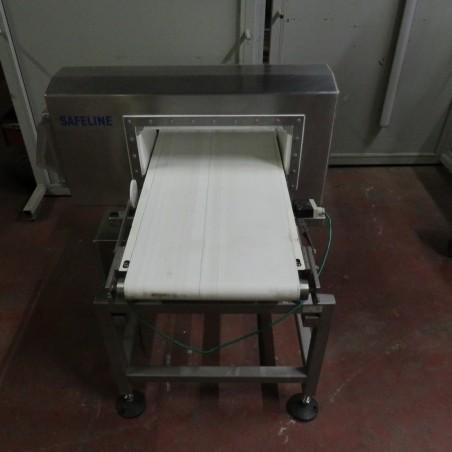 R4FB1153 Convoyeur avec détecteur de métaux SAFELINE