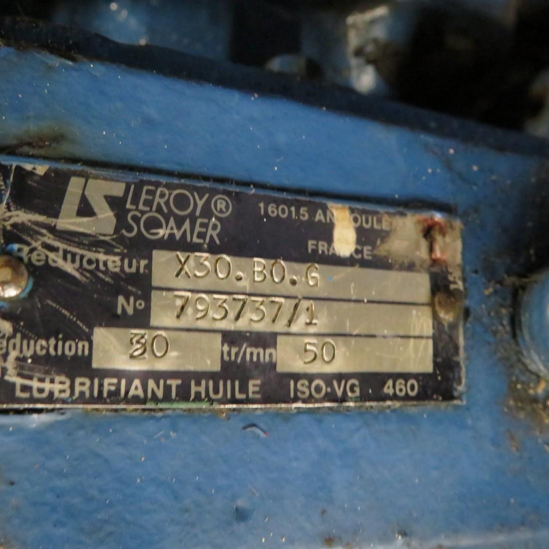 R6MA6104 fondoir agité