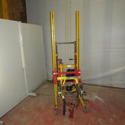 R4C43 MANUVIT stacker