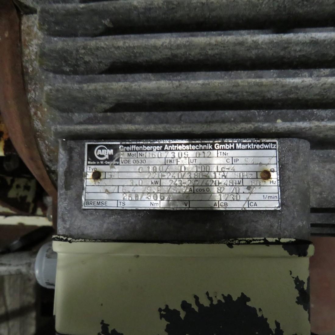 R10DA869 pompe NETZSCH