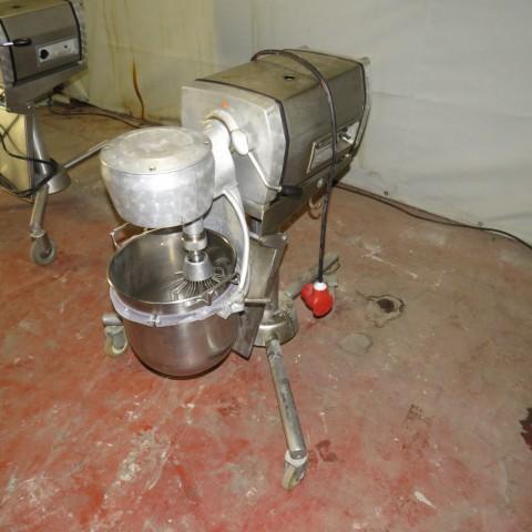 R6MP104 mélangeur planétaire ALEXANDERWERK