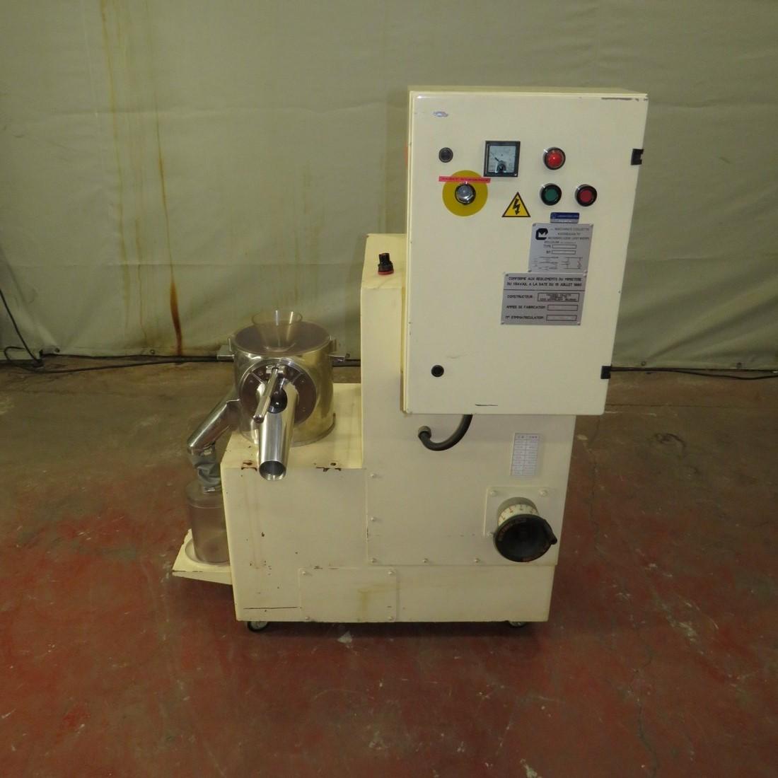 R15A1014 Machine COLLETTE