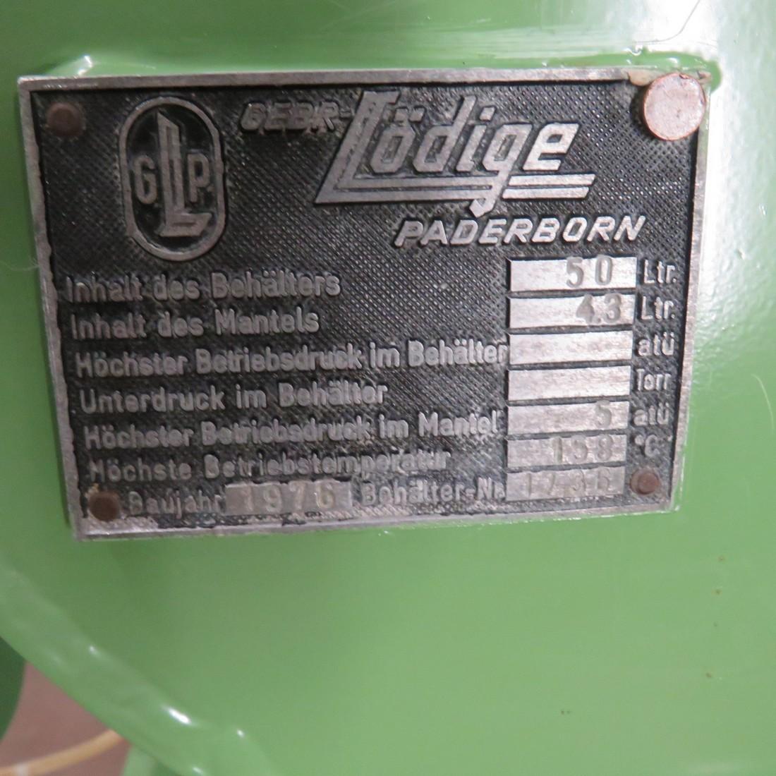 R6ML1386 mélangeur LODIGE