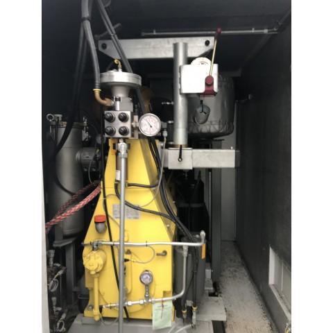 R15A1016 HAMMELMANN pumping unit