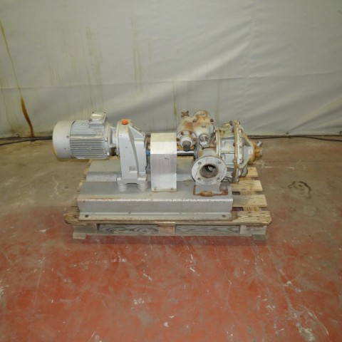R10DB889 MOUVEX pump
