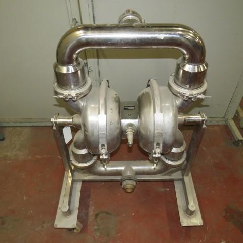 R10G793 Pompe à membanes DEPA