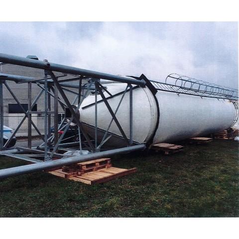R11DC1001 Polyester silo
