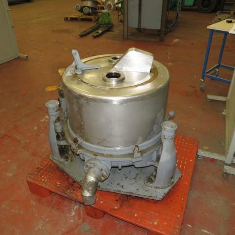 R6EE862 Stainless steel ROBATEL centrifuge