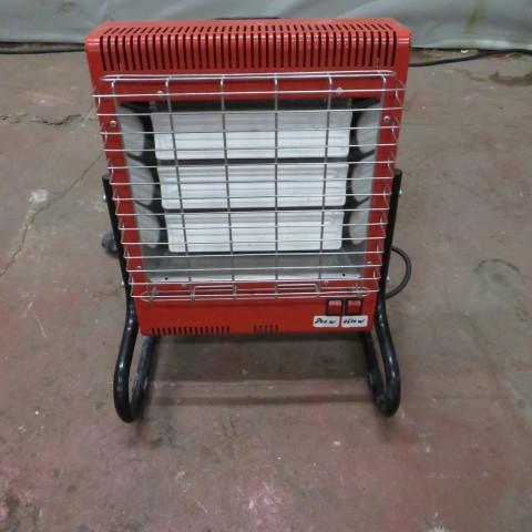 R1Z747 VULCANIC électric heating LOTUS type