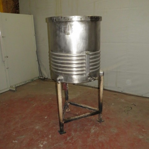 R11DB22636 Stainless steel tank 400 litres